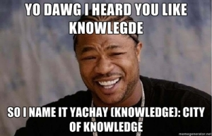Yachay Knowledge